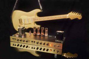 Amplificador de guitarra a válvulas