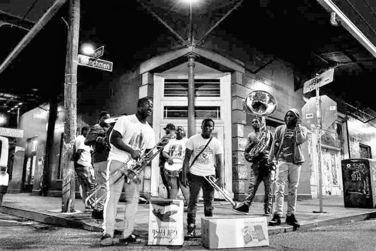 Jazz Street band