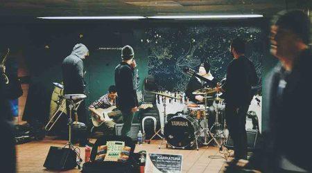 Grupo de música rock