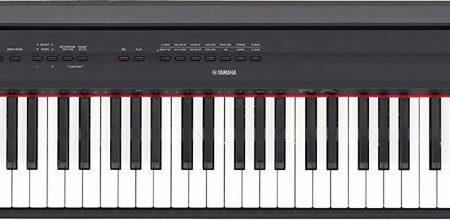 Piano digital Yamaha P-115B, análisis y opiniones