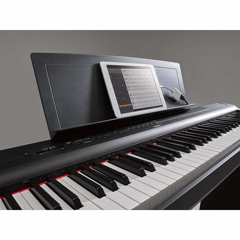 Aplicación para piano Yamaha P-125B
