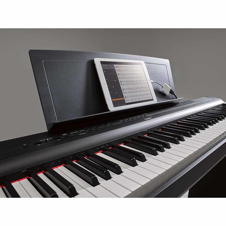 yamaha p 125b mejor piano digital para el 2019. Black Bedroom Furniture Sets. Home Design Ideas