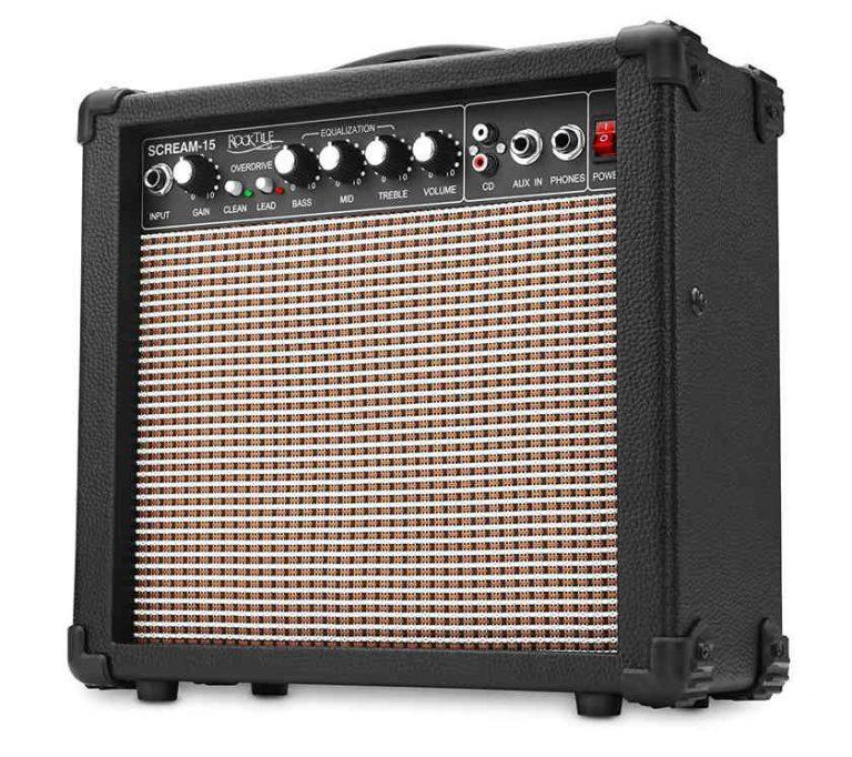Amplificador Rocktile Scream-15