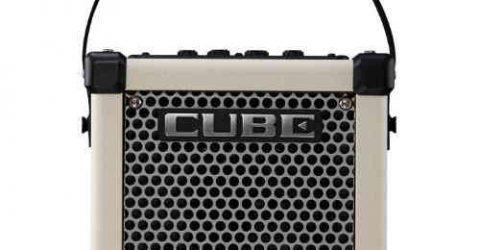 Amplificador Roland Micro Cube GX blanco