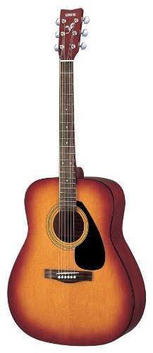 Guitarra acústica Yamaha F310PTBS color miel