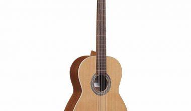 Alhambra Z-Nature, mejor guitarra española para principiantes del 2019