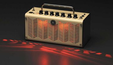 Amplificador para guitarra Yamaha THR5H