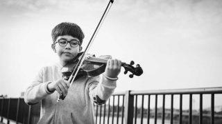 Cómo elegir un violín para niños