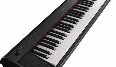 Piano digital Yamaha NP-12B