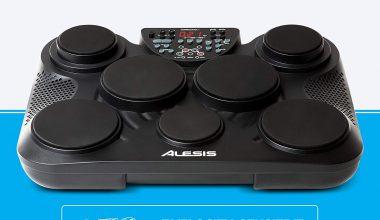 Batería Electrónica de Sobremesa Alesis CompactKit 7