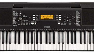 Teclado electrónico Yamaha PSR-E363